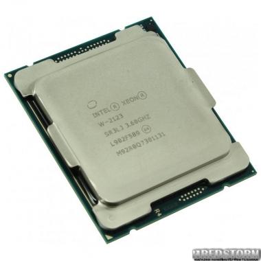 Процессор Intel Xeon W-2123 BX80673W2123 (F00188657)