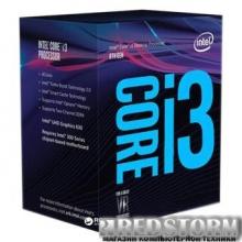 Процессор Intel Core i3-8100 3.6GHz/8GT/s/6MB (BX80684I38100) s1151 BOX