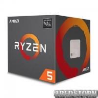 Процессор AMD Ryzen 5 2600X (YD260XBCAFMAX)
