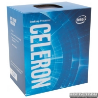Процессор Intel Celeron G4900 3.1GHz/8GT/s/2MB (BX80684G4900) s1151 BOX