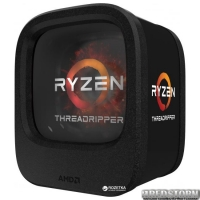 Процессор AMD Ryzen Threadripper 1950X 3.4GHz/32MB (YD195XA8AEWOF) sTR4 BOX