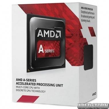 Процессор AMD A8-7680 3.5GHz/2MB (AD7680ACABBOX) FM2+ BOX