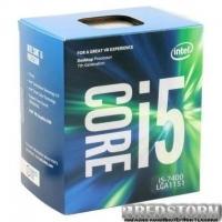 Intel Core i5 7400 Tray (CM8067702867050)