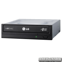 H-L Data Storage DVD±R SATA Black (GH24NSD0)