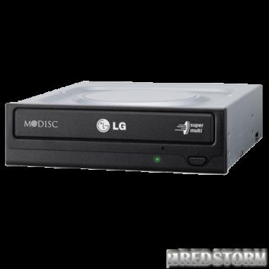 Привод H-L Data Storage DVD±R SATA Black (GH24NSD0)