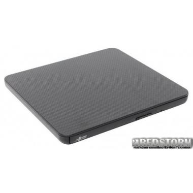 Привод H-L Data Storage DVD±R USB 2.0 Black (GP80NB60)
