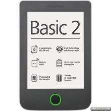 PocketBook Basic 2 Grey (PB614-Y-CIS)