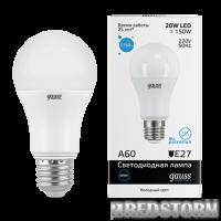 Лампа Gauss LED Elementary LED A60