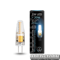 Лампа Gauss LED G4
