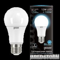 Лампа Gauss LED A60 globe