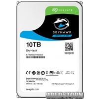 Seagate SkyHawk HDD 10TB 7200rpm 256MB ST10000VX0004 3.5 SATAIII