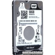 Western Digital Black 500GB 7200rpm 32MB WD5000LPLX 2.5 SATA III