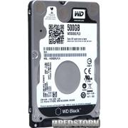 Western Digital Black 500GB 7200rpm 32MB WD5000LPLX 2.5 SATA III