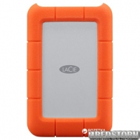 "LaCie Rugged 2 TB STFR2000800 2.5"" USB-C External"