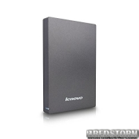 "Lenovo UHD F309 1ТВ 5400rpm GXB0K28987 2.5"" USB 3.0 External Grey"