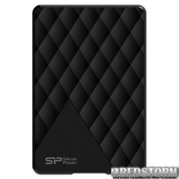 Silicon Power Diamond D06 2TB SP020TBPHDD06S3K 2.5 USB 3.0 External