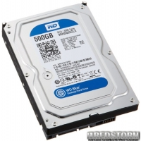 Western Digital Blue 500GB 7200rpm 32MB WD5000AZLX 3.5 SATAIII