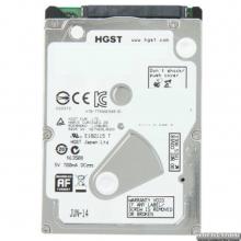 """Жесткий диск Hitachi HGST 500GB 5400rpm 8MB 2.5"""" SATA III заводское восстановление HTS545050A7E680 (0J38065-REF) - Refurbished"""