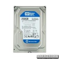 Western Digital 250GB 7200prm 8MB WD2500AAJS 3.5 SATA II