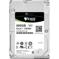 "Жесткий диск Seagate Exos 15E900 15K HDD 600GB 15000rpm 256MB ST600MP0136 2.5"" SAS"