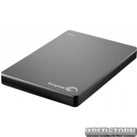 Seagate Backup Plus Portable 2TB STDR2000201 2.5 USB 3.0 External Silver