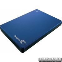 Seagate Backup Plus Portable 1TB STDR1000202 2.5 USB 3.0 External Blue