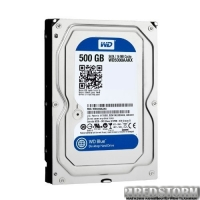 Western Digital Blue 500GB 7200rpm 16MB WD5000AAKX 3.5 SATAIII