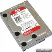 Western Digital Red 2TB 5400rpm 64МB WD20EFRX 3.5 SATA III