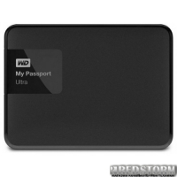Western Digital My Passport Ultra 500GB WDBWWM5000ABK-EESN 2.5 USB 3.0 External Black