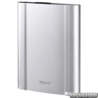 "Apacer AC730 2TB 5400rpm 8MB AP2TBAC730S-1 2.5"" USB 3.1 External Silver"