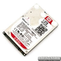 Western Digital Red 1TB 5400rpm 16MB WD10JFCX 2.5 SATA III