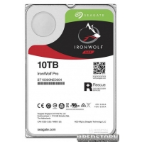 Seagate IronWolf Pro HDD 10TB 7200rpm 256MB ST10000NE0004 3.5 SATAIII