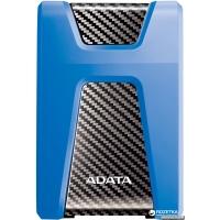"Жесткий диск ADATA DashDrive Durable HD650 2TB AHD650-2TU31-CBL 2.5"" USB 3.1 External Blue"