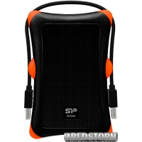 Silicon Power Armor A30 1TB SP010TBPHDA30S3K 2.5 USB 3.0 External Black