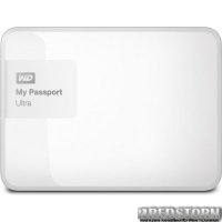 Western Digital My Passport Ultra 3TB WDBBKD0030BWT-EESN 2.5 USB 3.0 White