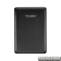 Hitachi (HGST) Touro Mobile 1TB 5400rpm HTOLMU3EA10001ABB_0S03802 2.5 USB 3.0 External Black