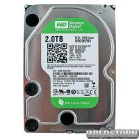 Western Digital Green 2TB 5400rpm 64МB WD20EZRX 3.5 SATA III
