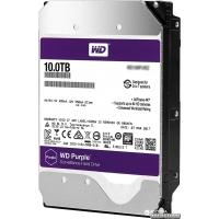 Western Digital Purple 10TB 256MB 5400rpm WD101PURZ 3.5 SATA III