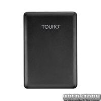 Hitachi (HGST) Touro Mobile 500GB 5400rpm HTOLMU3EA5001ABB_0S03797 2.5 USB 3.0 External Black