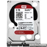 "Western Digital Red 5TB 5400rpm 64MB WD50EFRX 3.5"" SATA III"