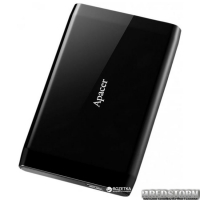 "Apacer AC235 500GB 5400rpm 8MB AP500GAC235B-1 2.5"" USB 3.1 External Black"