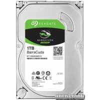Seagate BarraCuda HDD 1TB 7200rpm 64MB ST1000DM010 3.5 SATA III