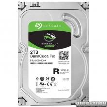 Seagate BarraCuda Pro HDD 2TB 7200rpm 128MB ST2000DM009 3.5 SATA III