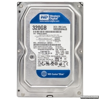 Western Digital Caviar Blue 320GB 7200prm 8MB WD3200AAJS 3.5 SATAII, Refurbished