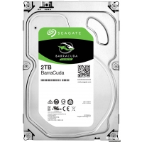 Seagate BarraCuda HDD 2TB 5400rpm 256MB ST2000DM005 3.5 SATA III