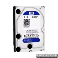 Western Digital Blue 3TB 5400rpm 64MB WD30EZRZ 3.5 SATAIII