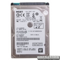 Hitachi (HGST) Travelstar 5K1000 1TB 5400rpm 8МB HTE541010A9E680_0J26223 2.5 SATAIII