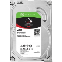 Seagate IronWolf HDD 4TB 5900rpm 64MB ST4000VN008 3.5 SATAIII