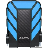 "Жесткий диск ADATA DashDrive Durable HD710 Pro 2TB AHD710P-2TU31-CBL 2.5"" USB 3.1 External Blue"