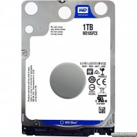 "Жесткие диски Western Digital 2.5"" 1TB 5400 rpm SATA 3.0 16MB (WD10SPCX-FR) - Refurbished"